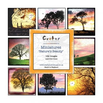 Crafty Individuals Miniature Image Book - 'Issue 5, Nature's Beauty'