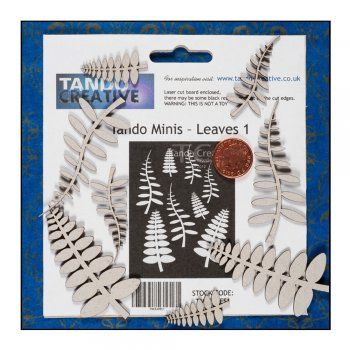 Tando Creative Must Haves - Tando Minis 'Leaves 1'