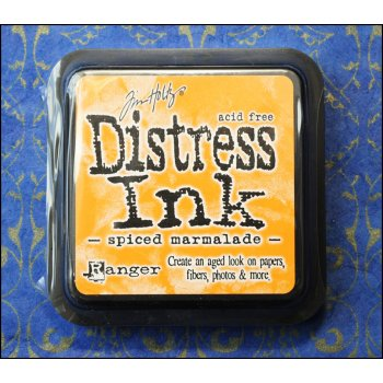 Ranger Must Haves - 'Distress Ink Pad - Spiced Marmalade'