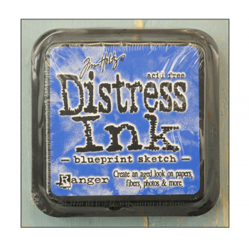 Ranger Must Haves - 'Distress Ink Pad - Blueprint Sketch'