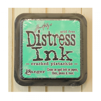 Ranger Must Haves - 'Distress Ink Pad - Cracked Pistachio'