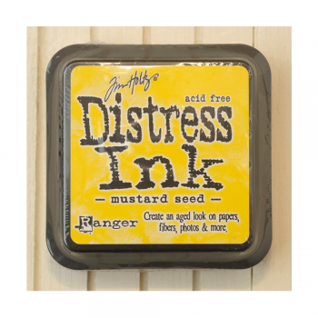 Ranger Must Haves - 'Distress Ink Pad - Mustard Seed'
