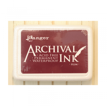 Ranger Must Haves - 'Archival Ink Pad - Plum'