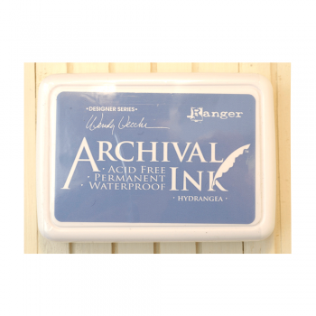 Ranger Must Haves - 'Archival Ink Pad - Hydrangea'