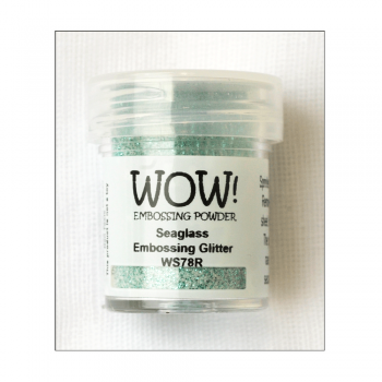 WOW! Must Haves - 'WOW Seaglass Embossing Glitter'