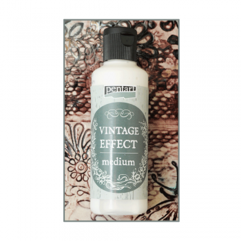 Pentart Must Haves - 'Pentart Vintage Effect Medium', 80ml