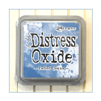 Ranger Must Haves - 'Distress Oxide Ink Pad - Faded Jeans'