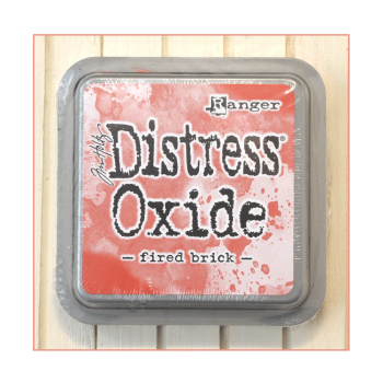 Ranger Must Haves - 'Distress Oxide Ink Pad - Fired Brick'