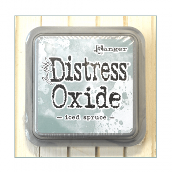 Ranger Must Haves - 'Distress Oxide Ink Pad - Iced Spruce'