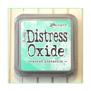 Ranger Must Haves - 'Distress Oxide Ink Pad - Cracked Pistachio'