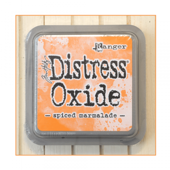Ranger Must Haves - 'Distress Oxide Ink Pad - Spiced Marmalade'