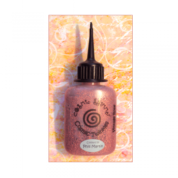 Creative Expressions Must Haves - 'Cosmic Twinkles - Vintage Rose""