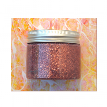 Creative Expressions Must Haves - 'Cosmic Shimmer Sparkle Texture Paste - Rose Copper'