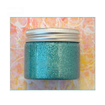 Creative Expressions Must Haves - 'Cosmic Shimmer Sparkle Texture Paste - Ocean Spray'