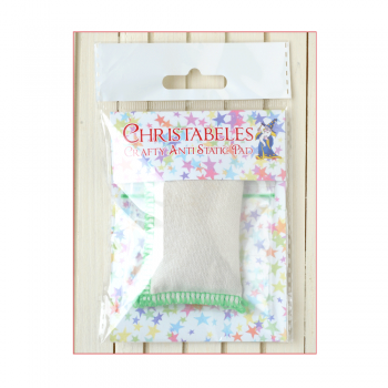 Must Haves - 'Christabeles Crafty Anti-Static Pad' for embossing techniques