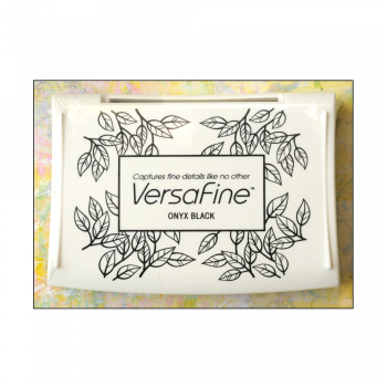 Must Haves - 'Versafine Pigment Stamp Pad - Onyx Black'