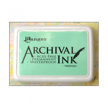 Ranger Must Haves - 'Archival Ink Pad - Viridian'