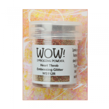 WOW! Must Haves - 'WOW Heart Throb Embossing Glitter'