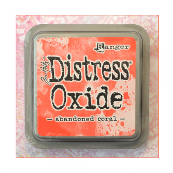 Ranger Must Haves - 'Distress Oxide Ink Pad - Abandoned Coral'