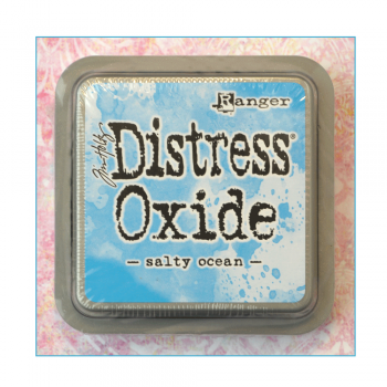 Must Haves - 'Distress Oxide Ink Pad - Salty Ocean'
