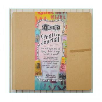 Ranger Must Haves - 'Dylusions Creative Journal' Square 225mm x 220mm