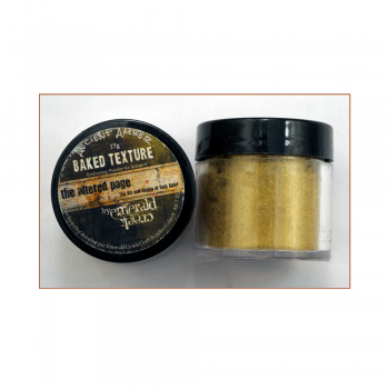 Seth Apter & Emerald Creek Must Haves - 'Seth Apter & Emerald Creek, Baked Texture, Ancient Amber Embossing Powder'