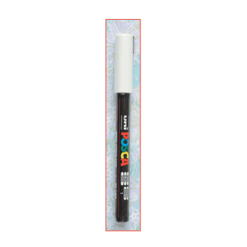 Must Haves - 'Fine White Uni Posca Pin Pen 0.7mm'