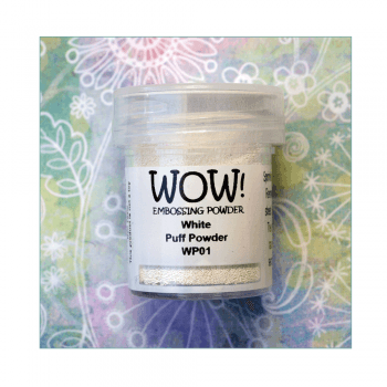 WOW! Must Haves - 'WOW White Puff Powder'