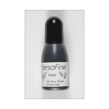 Must Haves - 'VersaFine Onyx Black Ink Refill'