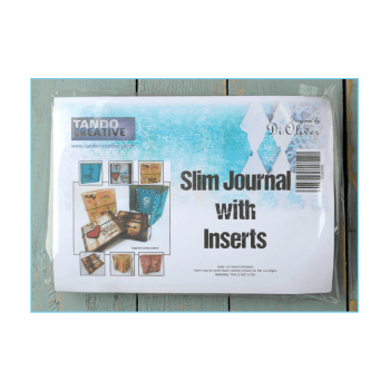 Tando Creative Must Haves - 'Slim Journal with Inserts, by Tando Creative', cover 150mm