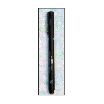 Must Haves - 'Fine Black Uni Pin Waterproof Pen 0.8mm'