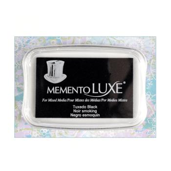 Tsukineko Must Haves - 'Memento Luxe Ink Pad - Tuxedo Black'