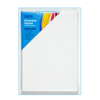 Must Haves - 'Canvas A5, 147mm x 208mm x 18mm deep'