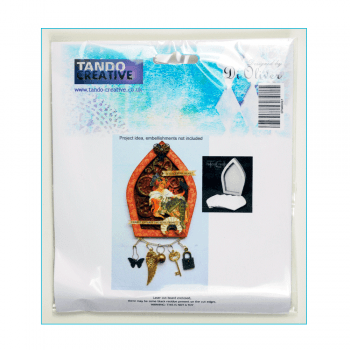 Tando Creative Must Haves - Tando 'Gothic Arch Layered Frame', 100mm x 140mm