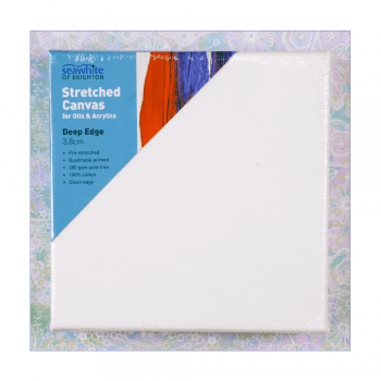 Must Haves - 'Deep Edge Canvas, 150mm square x 38mm deep'