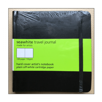 Seawhite of Brighton Must Haves - 'Seawhite Journal' Small Square 140mm