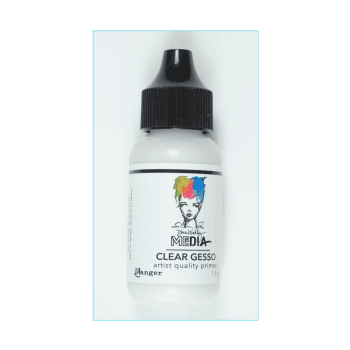 Ranger Must Haves - 'Dina Wakley Media Clear Gesso, 29ml'