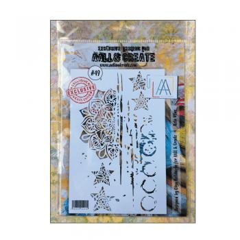 Must Haves - 'Stencil, Rota Vitae', 150mm x 200mm