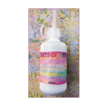 That's Crafty Must Haves - 'That's Crafty Multi Purpose Large Size Craft Adhesive' -125ml