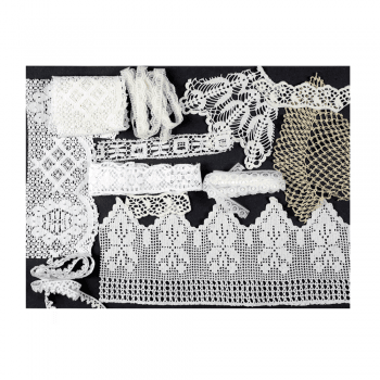 Must Haves - 'Assorted Pieces of Vintage Lace Trim'