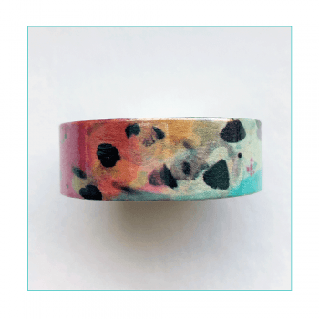 Must Haves - 'Roll Washi Tape, Wishy Washi, by Aall & Create', 15mm width