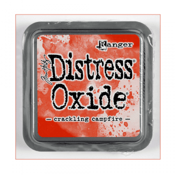 Ranger Must Haves - 'Distress Oxide Ink Pad - Crackling Campfire'