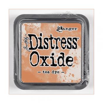 Ranger Must Haes - 'Distress Oxide Ink Pad - Tea Dye'