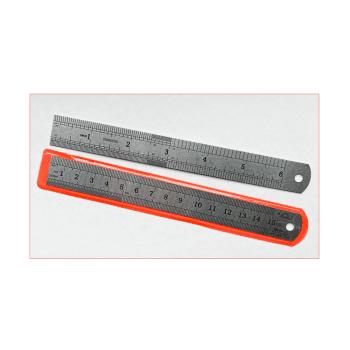 """Must Haves - '6""""/15cm Metal Ruler/Measuring Tool'"""