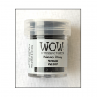 Must Haves - 'WOW Primary Ebony Detail Embossing Powder'