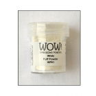 Must Haves - 'WOW White Puff Twinkle Embossing Powder'