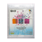 Must Haves - 'Dylusions x 3 Assorted Size Gel Printing Plates', 2 Rectangles, 1 Circle