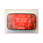 Must Haves - 'VersaFine Clair Pigment Stamp Pad - Tulip Red'