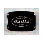 Must Haves - 'StazOn Solvent Ink Pad - Jet Black'