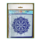 Must Haves - 'Stencil, Magnificent Mandala' 6in x 6in